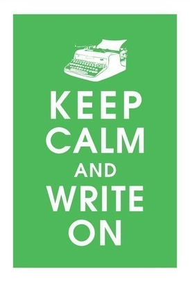 keep-calm-and-write-on